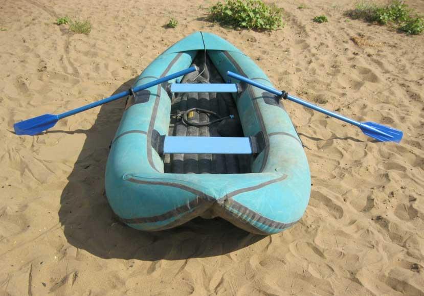 Лодка из резины Уфимка-22
