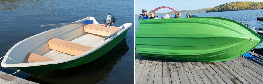 Лодка Виза-яхт Легант-425