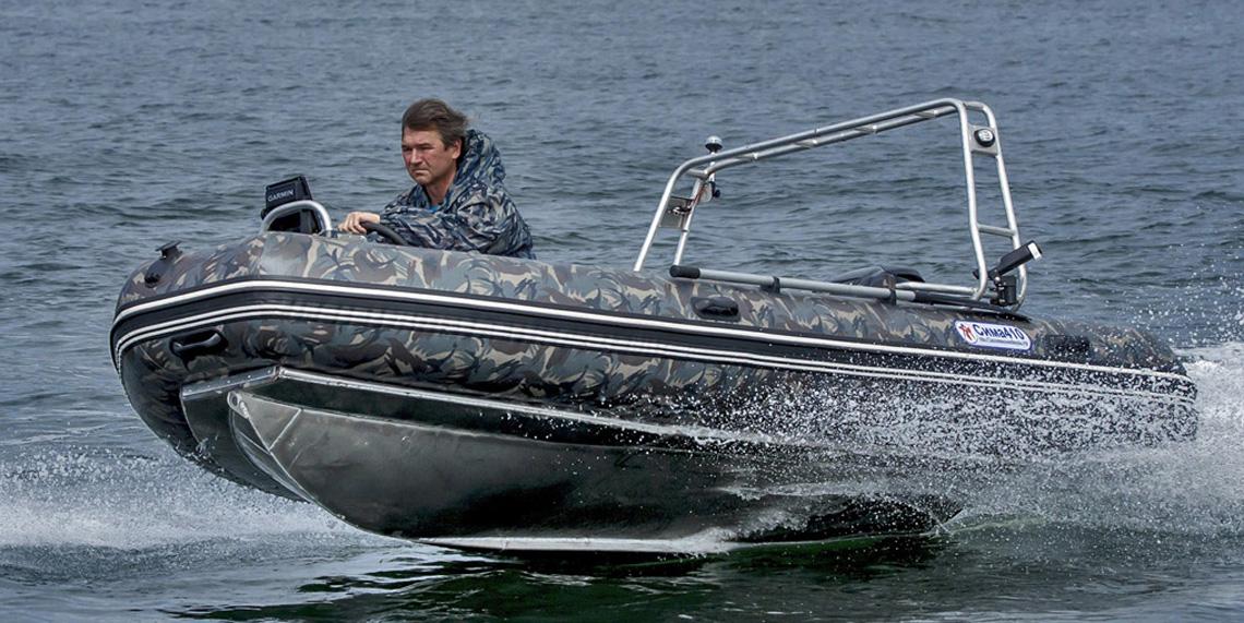 Лодки РИБ - конструкция, популярные модели, производители