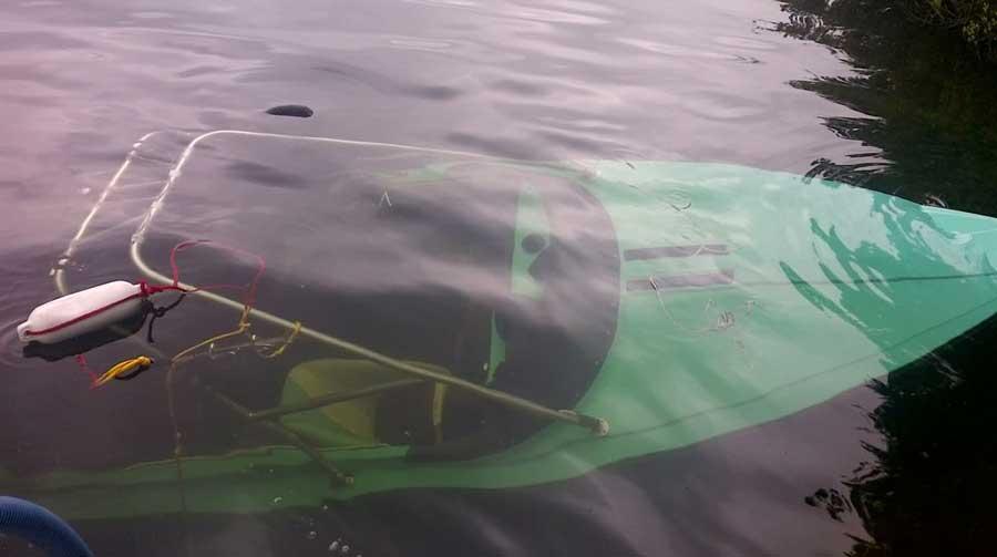 Помпа лодка