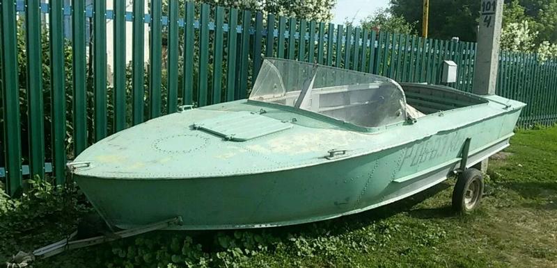 Прогресс 2 Лодка