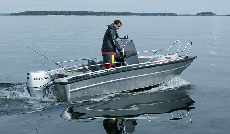Лодки алюминиевые для рыбалки