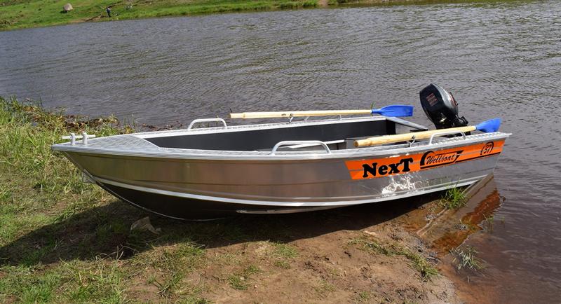 Лодка для рыбалки Wellboat-37
