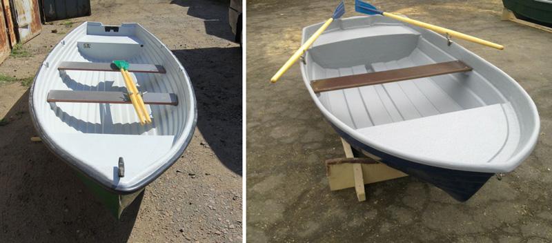 Гребная лодка Sava