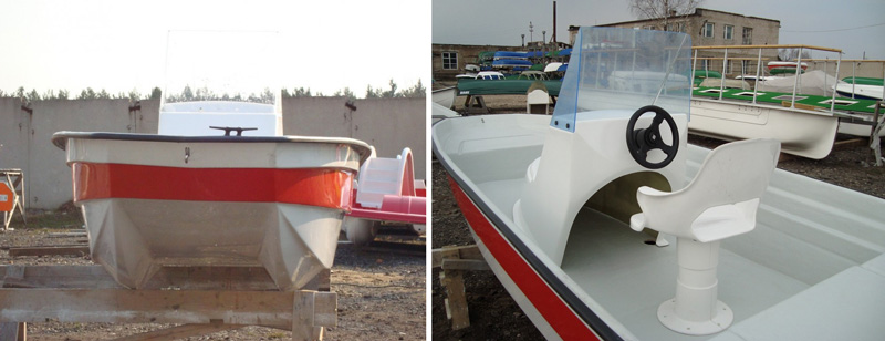 Лодка САВА (SAVA) - 420K