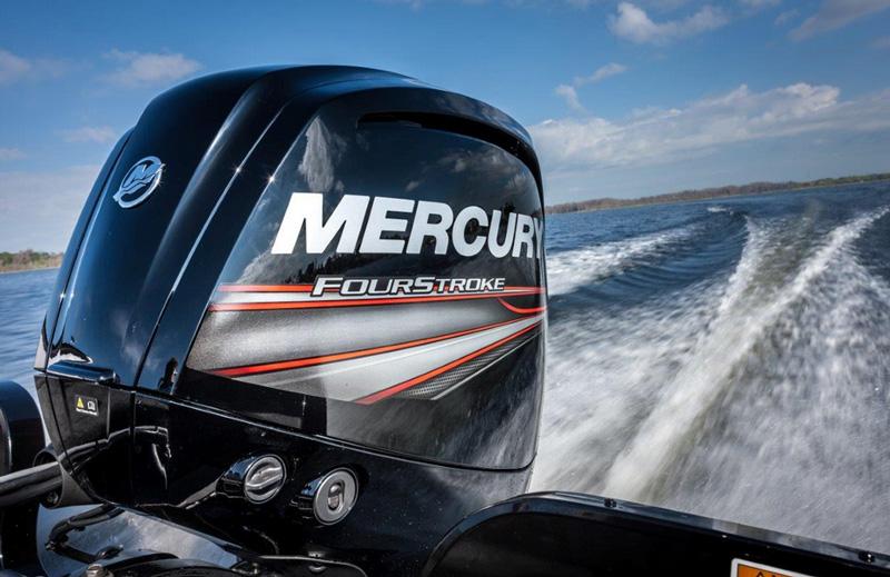 Меркури лодочные моторы