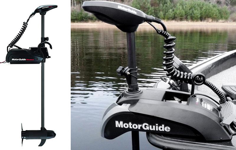 Электромотор для лодки Motorguide от Меркури