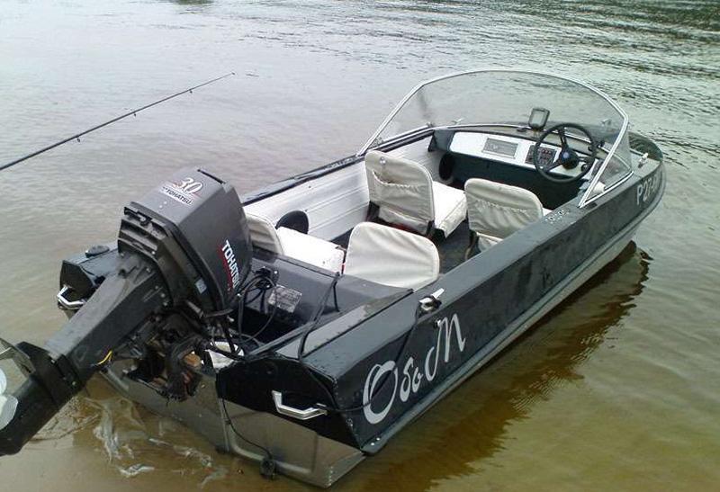 Лодка Обь М характеристики