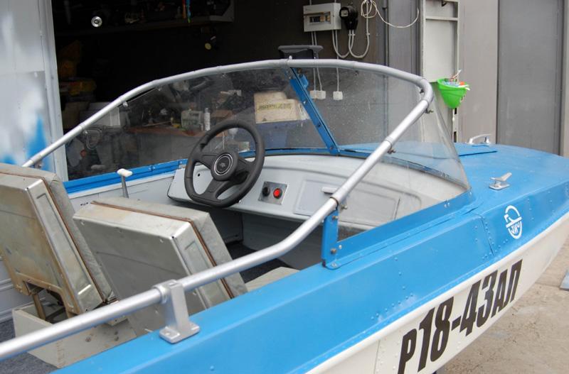 Лодка Обь 3 фото