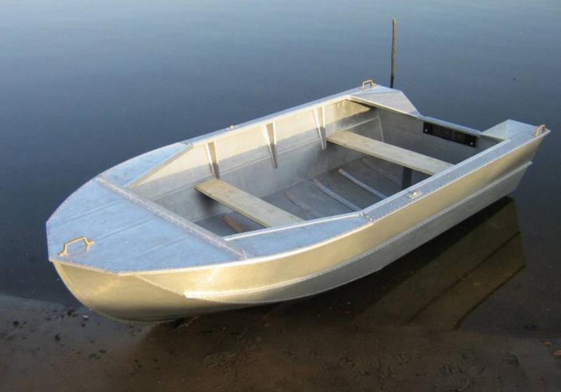 Лодка Мста-Н 3,7