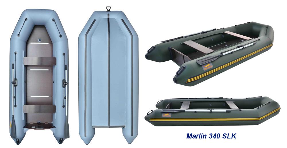 Лодка Marlin 340 SLK