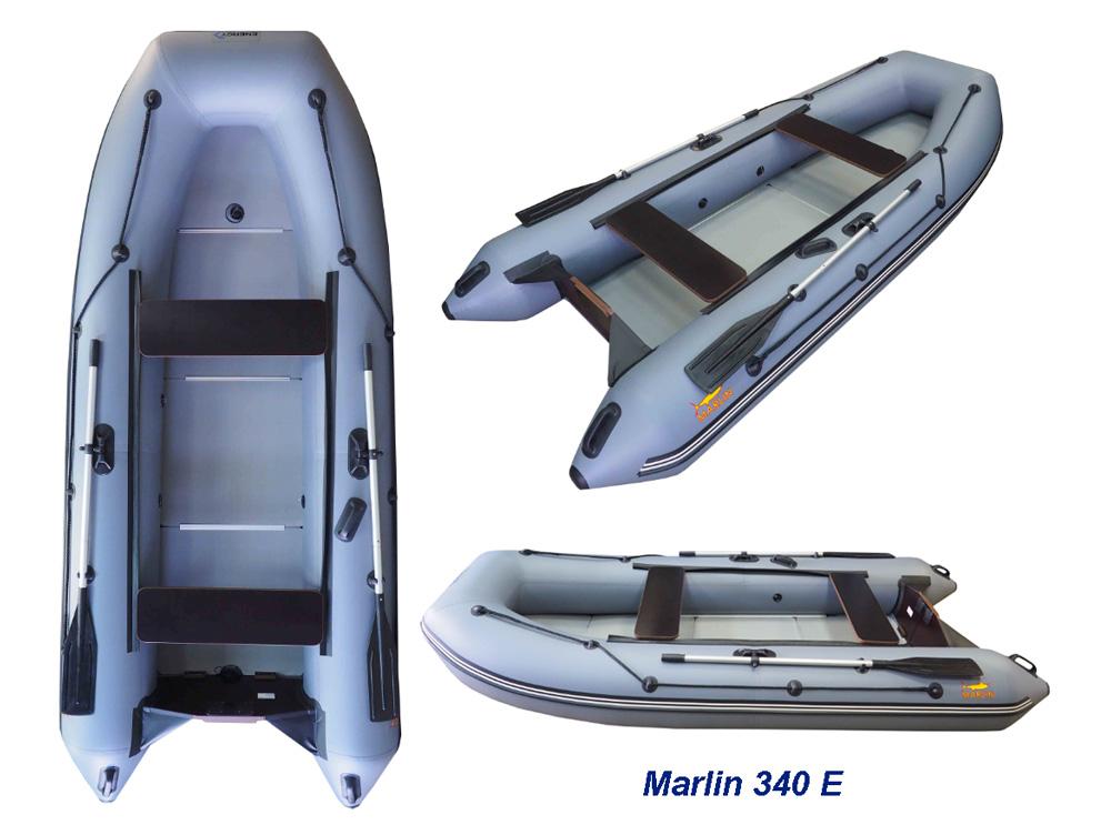 Лодка Marlin 340 E