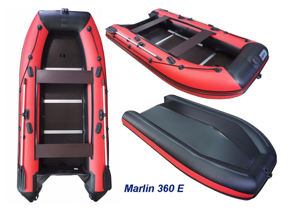 Лодка Marlin 360 E