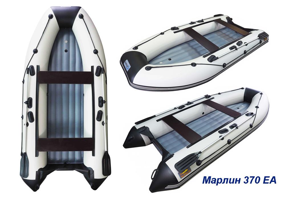 Лодка Марлин 370 EA