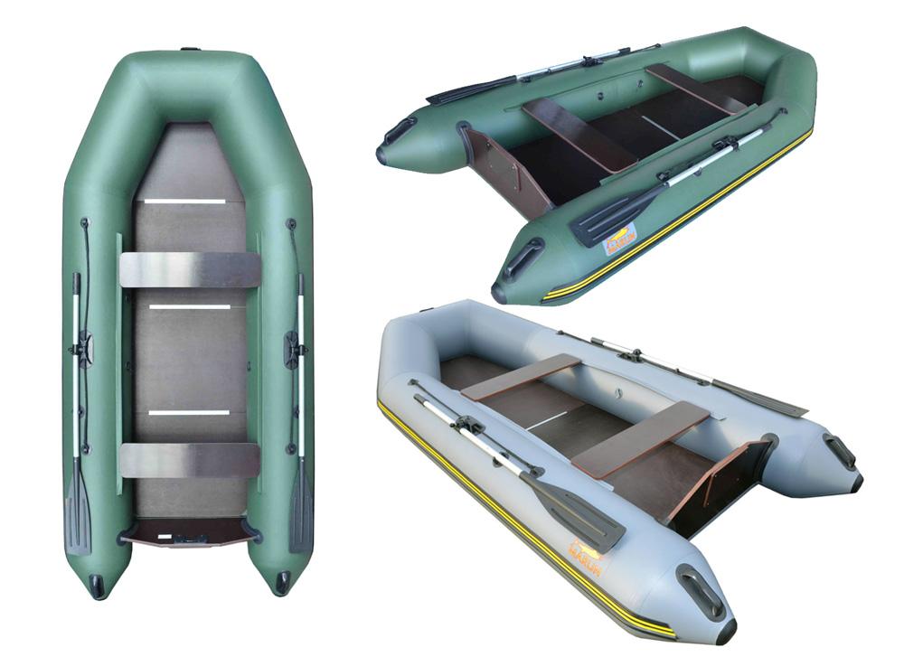 Лодка Marlin 320 SL+