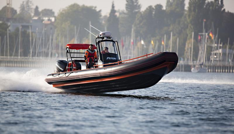 Лодки РИБ для специальных служб