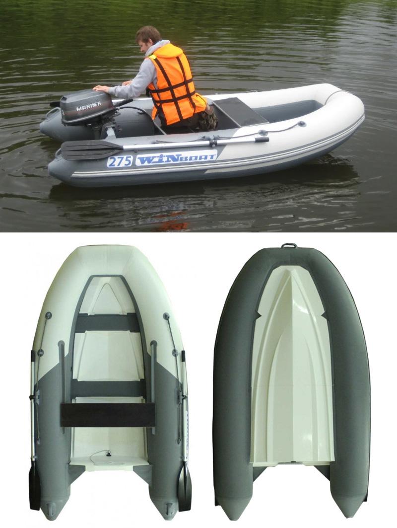 Лодка РИБ Винбот 275RF Sprint
