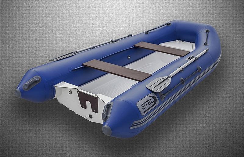 Лодка Велес (Stel) R-360