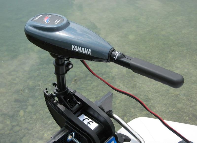 Лодочный электромотор Yamaha