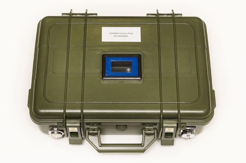 литий-ионный аккумулятор для лодочного электромотора