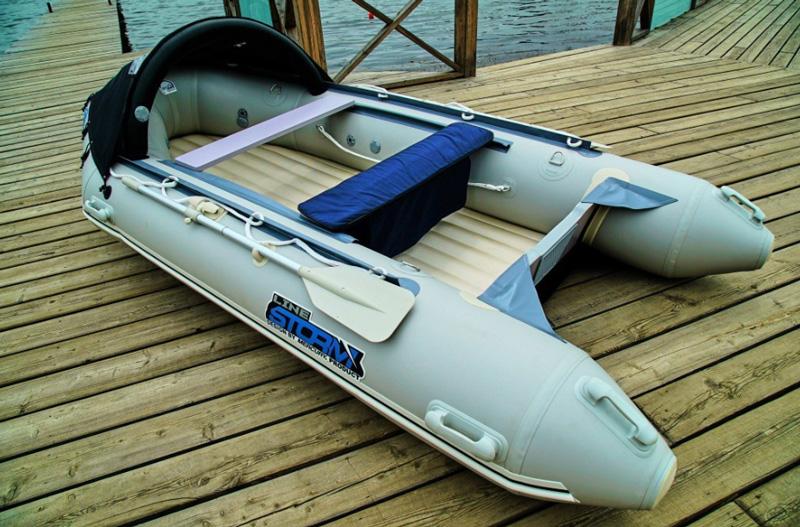 Корейские надувные лодки Stormline (Штормлайн)