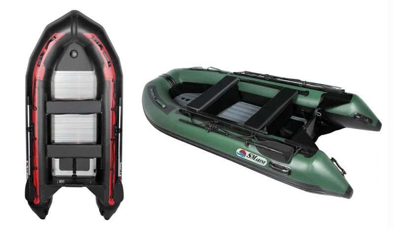 Надувные корейские лодки Smarine