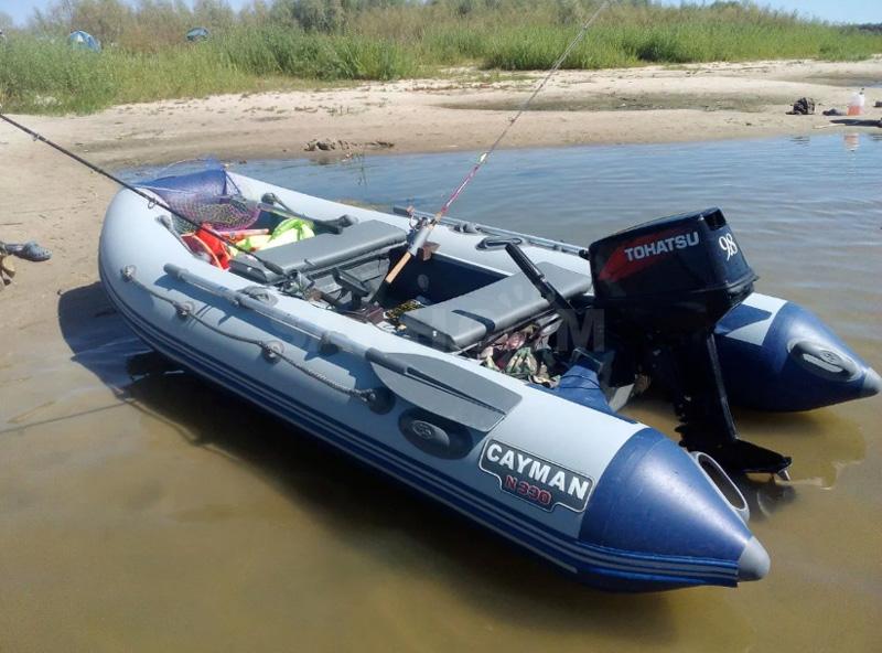 ПВХ лодка Кайман 330