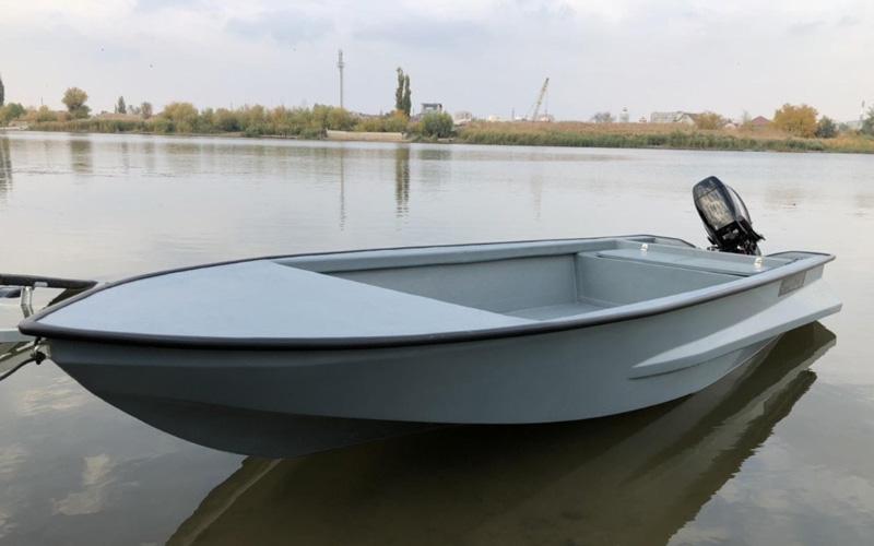 Алюминиевая Лодка Обь
