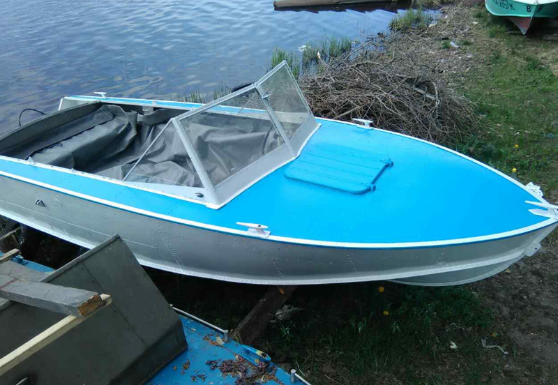 Лодка Прогресс 4 - характеристики