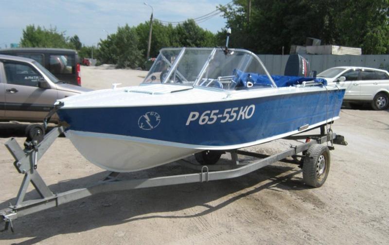 Лодка Прогресс 4 - технические характеристики, комплектация
