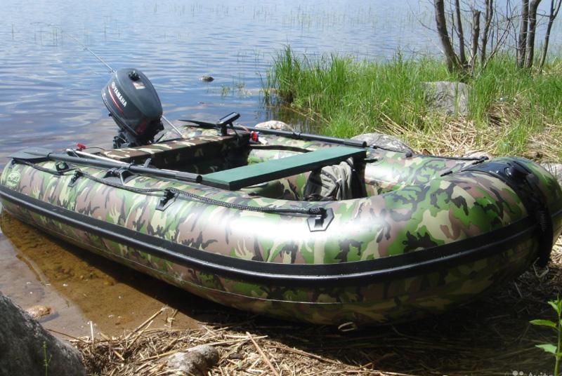 Лодки Баджер Hunting Line