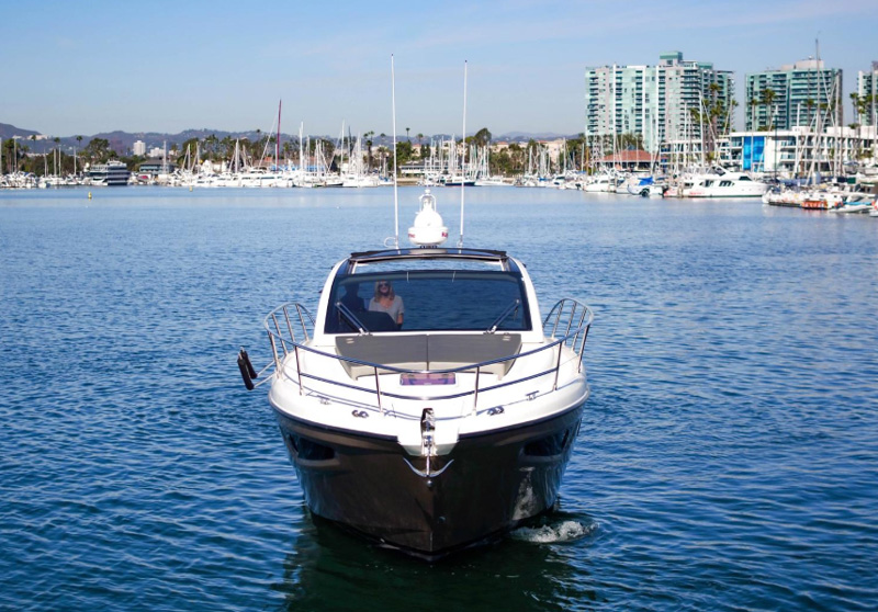 Моторная яхта Azimut 38