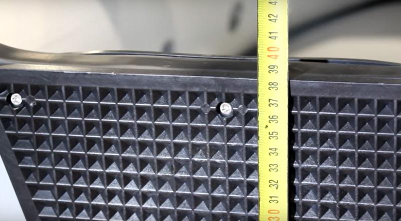 Оптимальная высота транца 381 мм для установки лодочного мотора