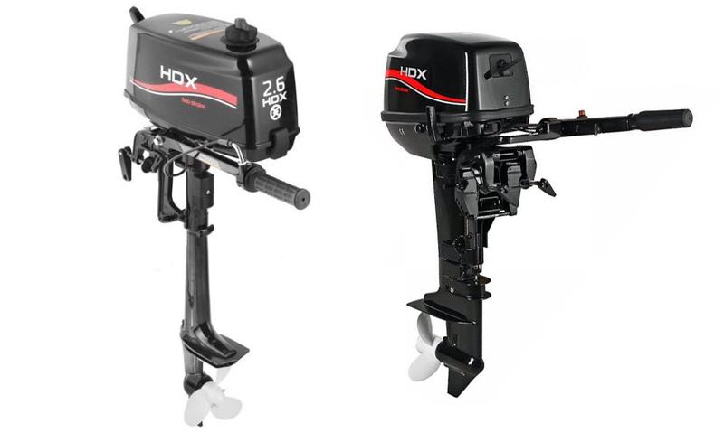 Лодочный мотор 2 лошадиные силы HDX T 2.6 CBMS